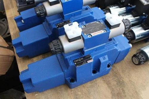 REXROTH 4WE 6 JB6X/EG24N9K4 R901121906 Directional spool valves